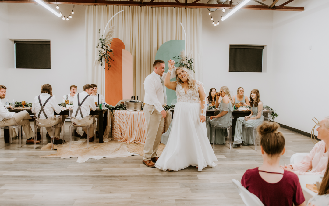 Boho Inspired Wedding During a Pandemic